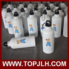 sublimation drinking stainless steel water bottle