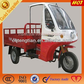 Hot -selling 110/125/150/200/250cc gas three wheel motorcycle