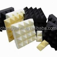 3 home decoration noise insulation foam sponge/self adhesive sound insulation foam/isolation noise reduction spong