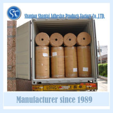 OEM packing tape from bopp jumbo roll manufacturer
