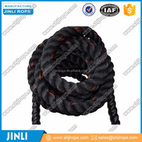 Top quality battle climbing twisted nylon rope