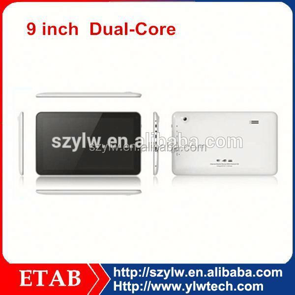 Touch screen ATM7021 dual core 7 inch hdmi tablet pc