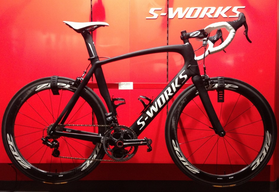 Specialized S-WORKS TARMAC SL4 BLACK LTD 2013 Road Bike