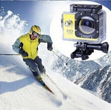 SJ4000 Wifi Waterproof HD 1080p MINI Camcorders Bicycle DVR Extreme Sports Wifi Camcorders