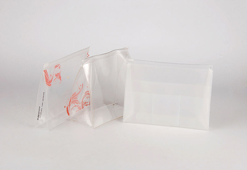 Transparent clear EVA film for bags and pouches