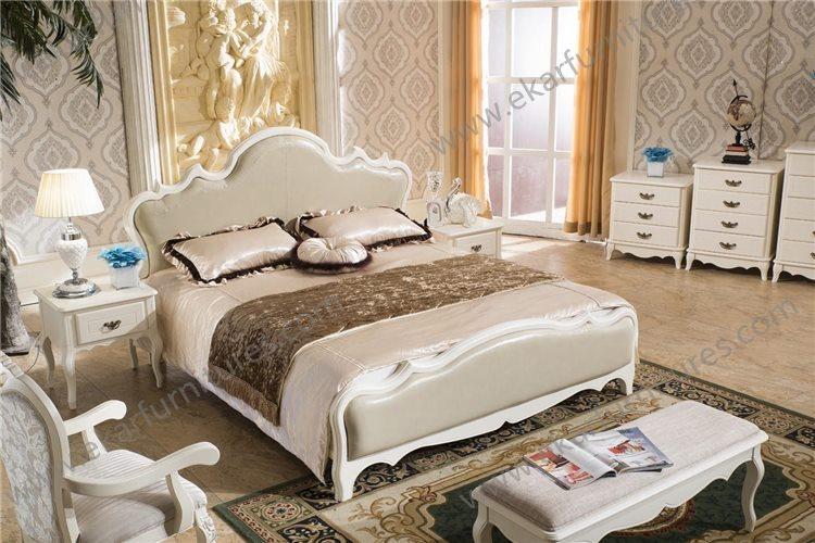 2015 slaapkamer meubelen kingsize bed ontwerpen uit china kopen