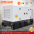 single phase 110/220V silent type diesel generator