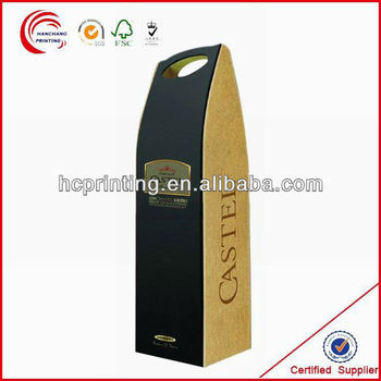 Fashion High Quality Wine Bag Wine Box Wine Carrier
