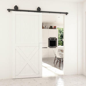 sliding barn door hardware system for sale