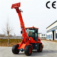 front end loader, hydraulic pilot 1.5 ton wheel loader price