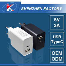 USB Type C Wall Charger 5V 3A In China