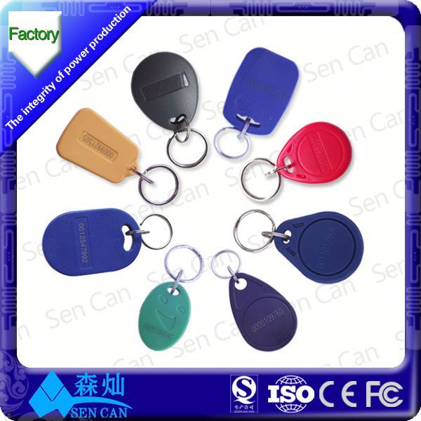 Professional abs key fob