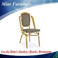 French Bamboo Dining Chair 101028