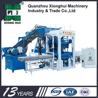 New Products Hydraulic Pressure Automatic Brick Manufacturing Plant