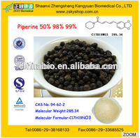 GMP Manufacturer Supply Natural Water-soluble Black Pepper Extract