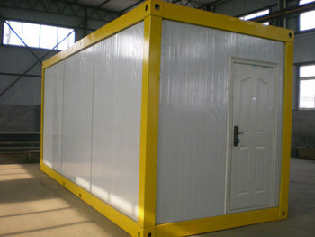 20ft prefab container Homes design