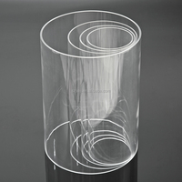 Europe raw materail high quality acrylic tube export