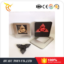 Popular sell High quality dart shape titanium alloy spinner
