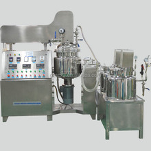 Competitive, 50L hydraulic lifting milk homogenizer price for industry use