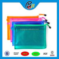 2016 Wholesale OEM Recyclable custom Logo Plastic PVC Bag