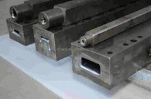 carbon steel ninja sword FRP Pultrusion mould