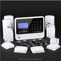 safety equipment Home Security Burglar alarm GS-G90E,Best GSM home alarm system kit with support standard box and big gift box.