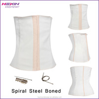 Fashion Beauty 4 Steel Boned Abdominal Trimming Waist Shaping Corset