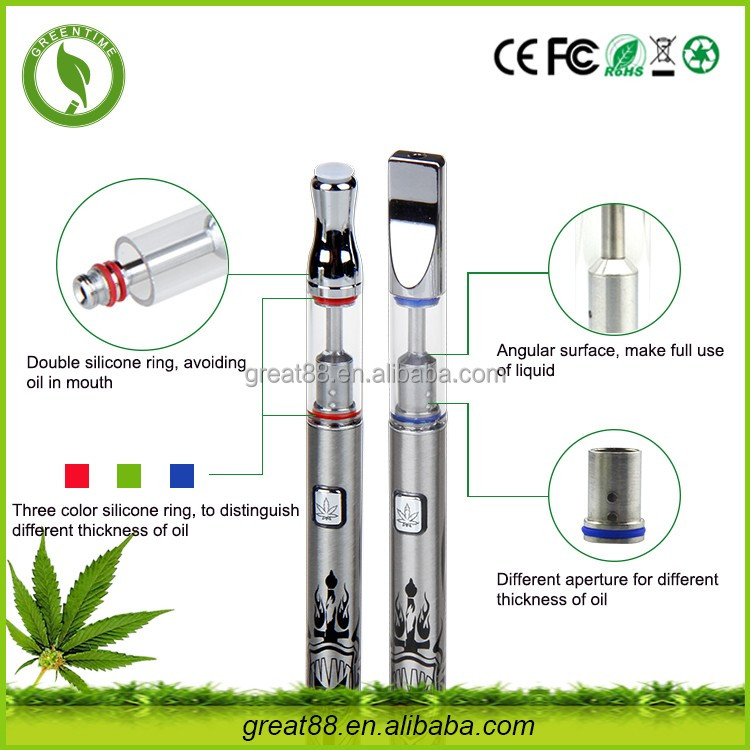 Greentime best selling electric smoking water vapor pipes