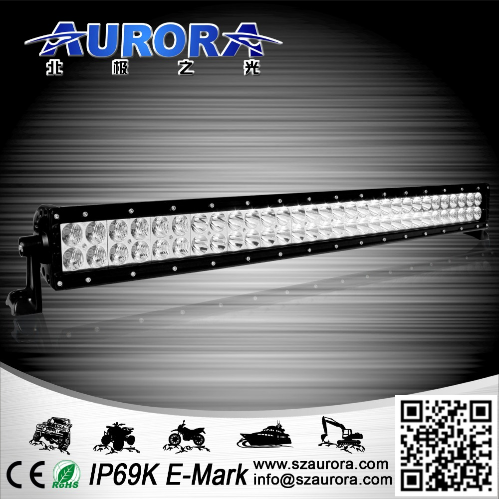 2016 hot-selling new products china aurora 30inch LED bar light snowmobile