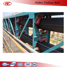 EP300 rubber belt conveyor for corn from china belt factory