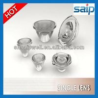 High power and quality optical glass lenses