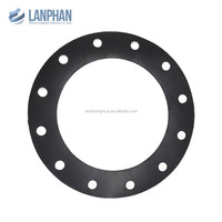 superior grade exhaust pipe flange gasket for cold and hot water