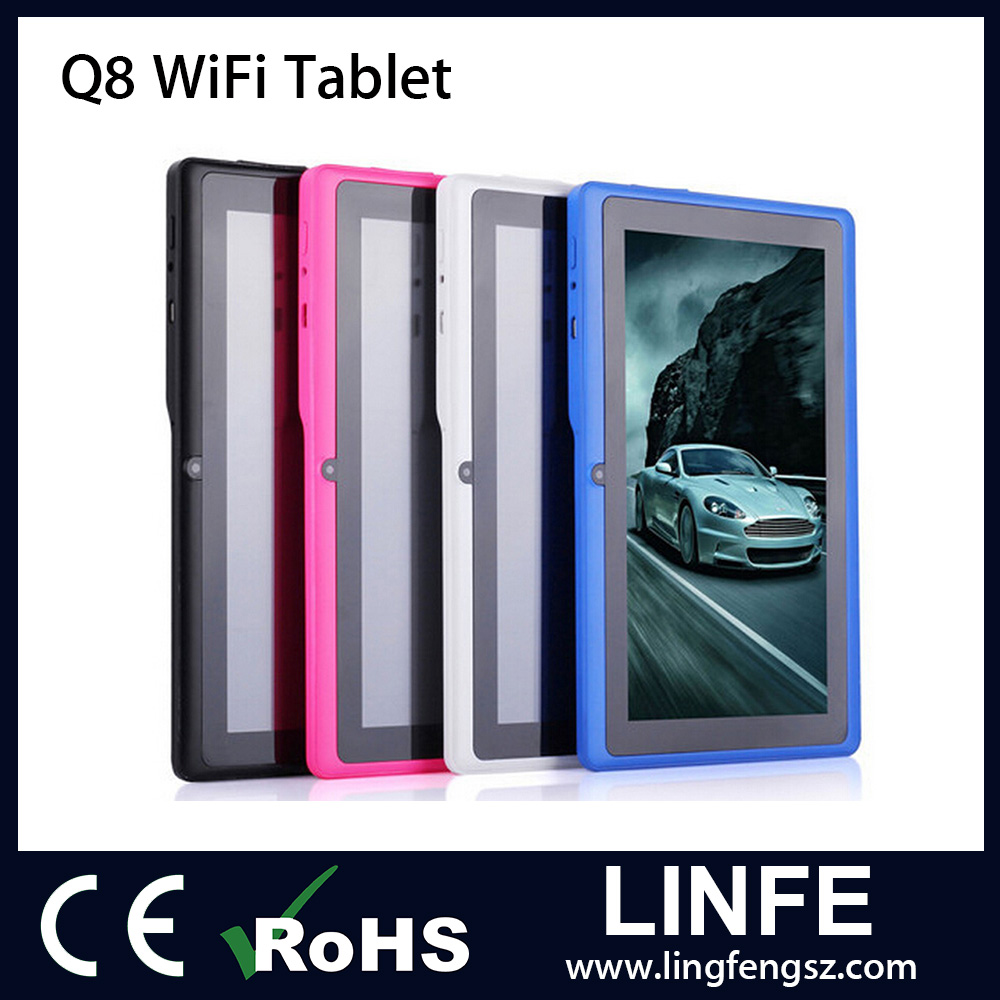 Normal Tablet PC 7 Inch Android 5.1 Tablet Replace Battery with TV Antenna