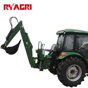 China top 10 tractor backhoe loader with good price
