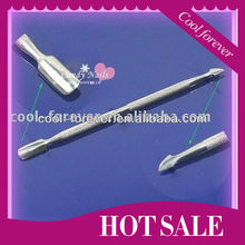 Spoon Knife Manicure stainless steel nail Cuticle Pusher