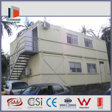2 story prefabricated movable ce 40ft container house