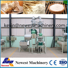 Soy bean, sorghum, barley, grain, legumes, rice flour mill industry/wheat flour production plant/food processing machine