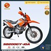 200CC Dirt Bike Off Road Enduro Motorcycle Hyperbiz SD200GY-10A