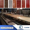 Plastic wooden door frame making machine factory
