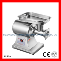 commercial meat grinder, meat processing machine, meat grinding cubing chopping machinery
