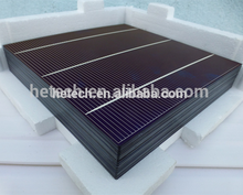 A grade 6x6 inch best polycrystalline solar cell price for solar panel/photovoltaic solar cells for sale