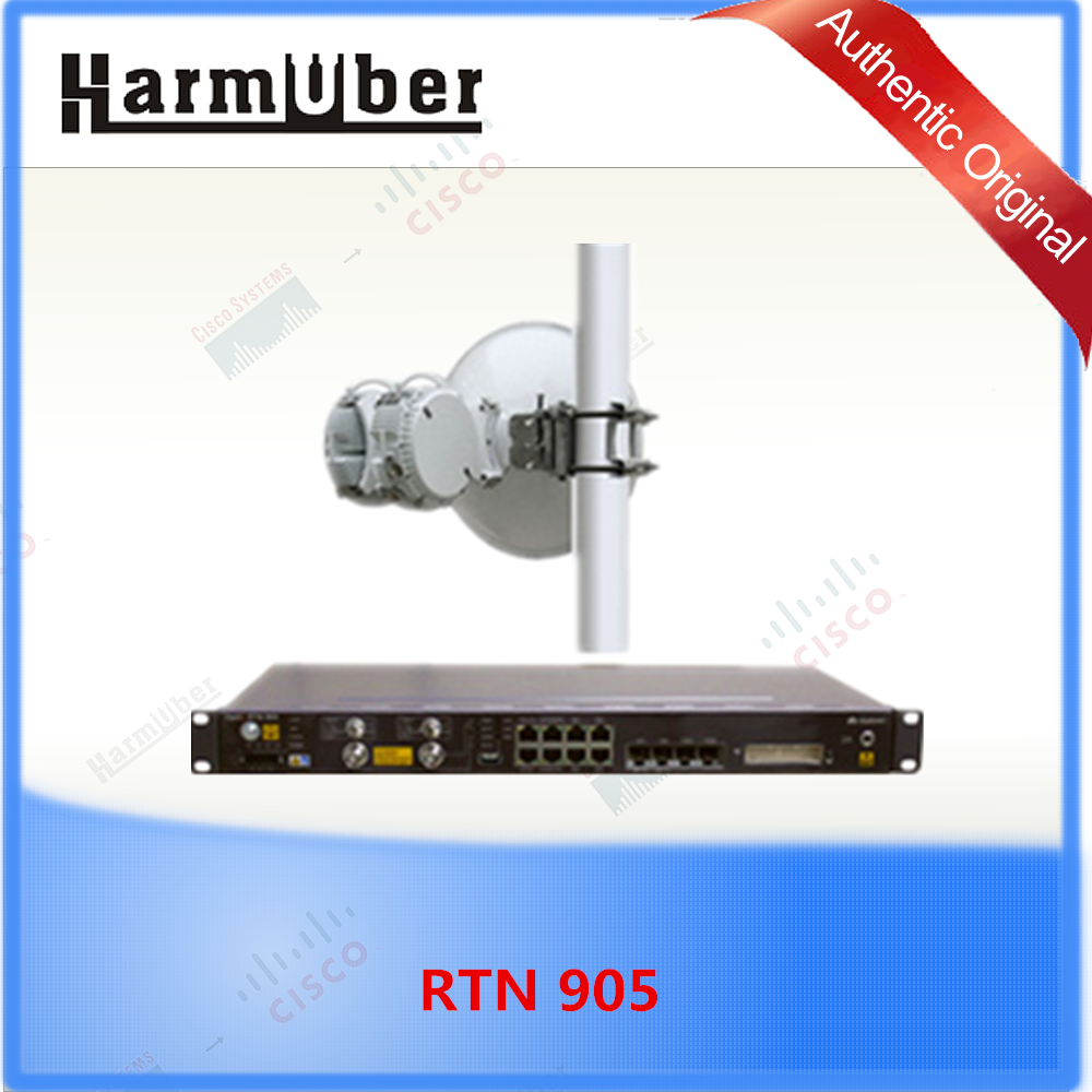 Huawei OptiX RTN 900 Hybrid TDM/IP Microwave Transmission Systems RTN905