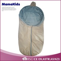 good quality infant sleeping bag for newborn babies of manufacturer