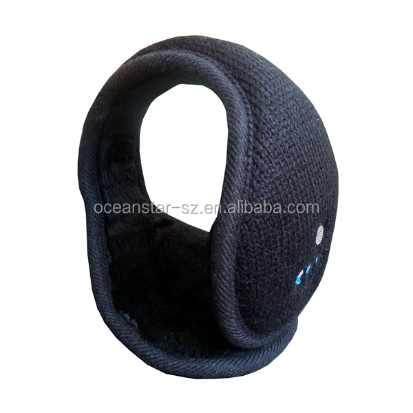 Wireless Bluetooth Earmuff For Outdoor Sports Walking Hiking Skating Cycling