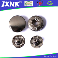 button supplier bulk clothing snap fasteners