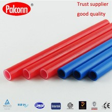 2015 Plastic tube red water pex pipe price from plastic pipe factory A330