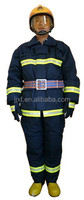 proffesional fire fighting factory radiation protection suit aramid material fire fighting clothing