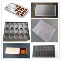 Teflon Coated Microwave Oven Cake Pan