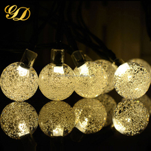 Direct buy china solar led garland string light new inventions in china
