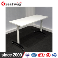2016 manufacturer price folding balcony air hockey table exam desk